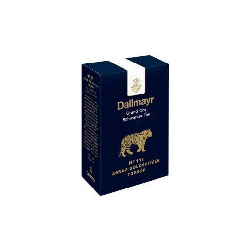 Dallmayr Nr.111 Assam Arany levélhegy tea 100g (szálas)