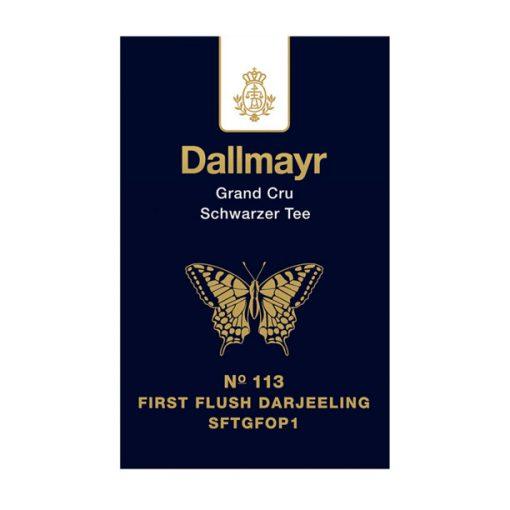Dallmayr Nr.113 First Flush Darjeling tea 100g (szálas)
