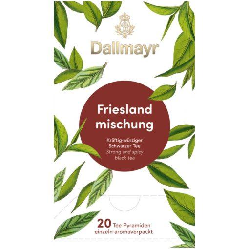 Dallmayr Frieslandmischung fekete tea 20db (teapiramis)