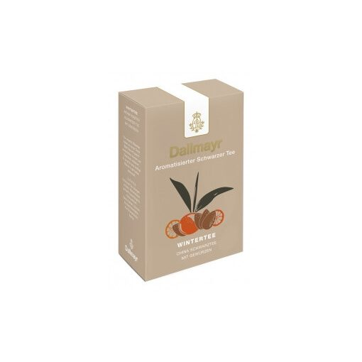 Dallmayr Téli fekete tea 100g (szálas)