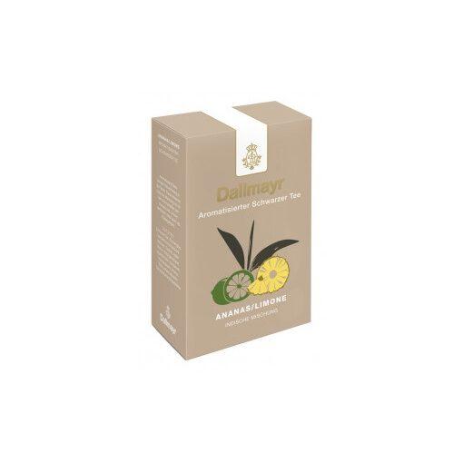 Dallmayr Ananász-Citrom fekete tea 100g (szálas)