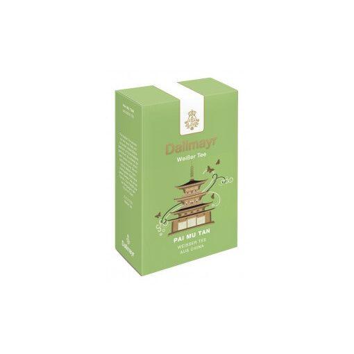 Dallmayr Pai Mu Tan fehér tea 30g (szálas)