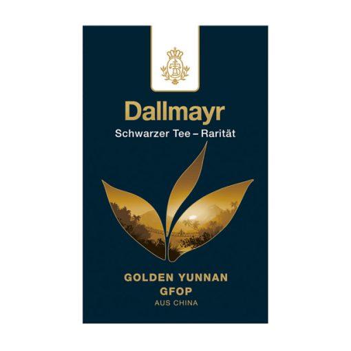 Dallmayr Golden Yunnan GFOP tea 100g (szálas)