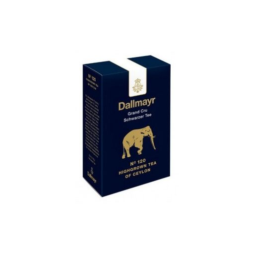 Dallmayr Nr.120 High Grown Tea Of Ceylon 100g (szálas)