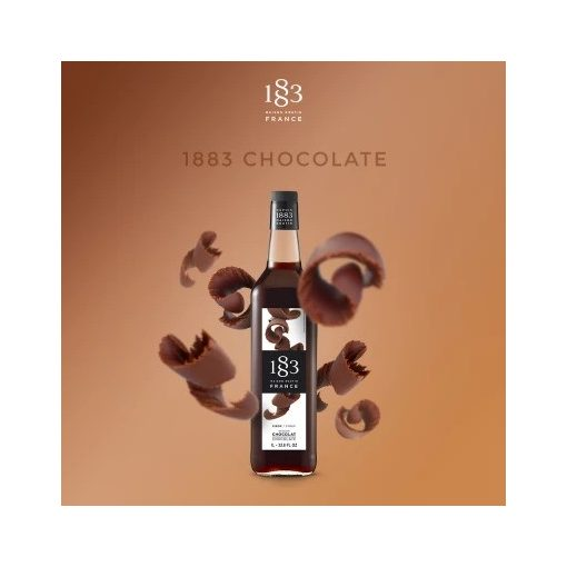 1883 szirup Csokoládé 1 L