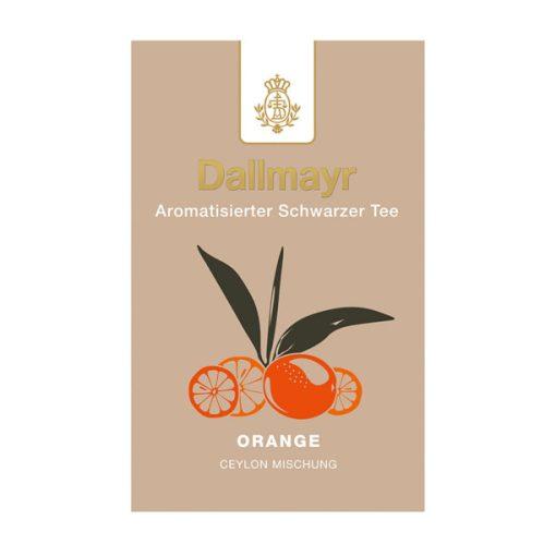 Dallmayr Narancs fekete tea 100g (szálas)