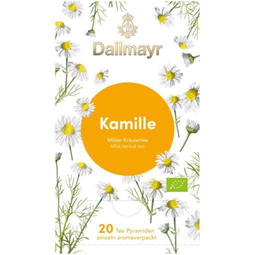Dallmayr Kamilla Gyógynövény tea 20db (teapiramis)