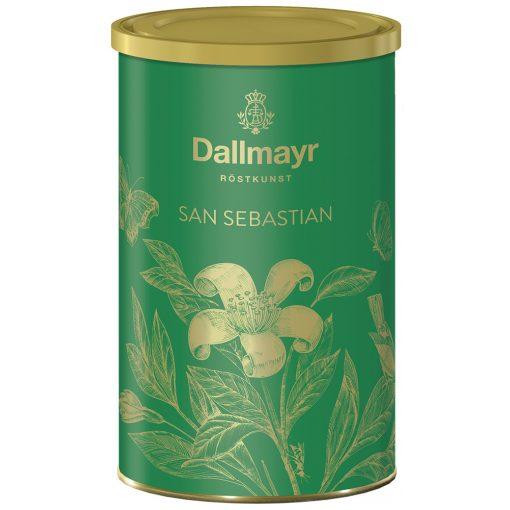 Dallmayr San Sebastian 250g őrölt kávé fémdobozban