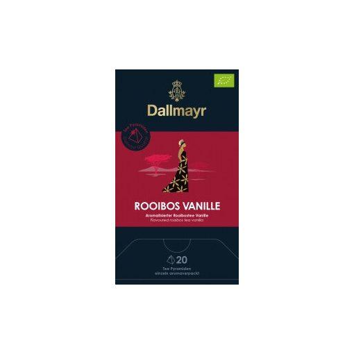 Dallmayr Rooibos Vanília Rooibos tea 20db (teapiramis)