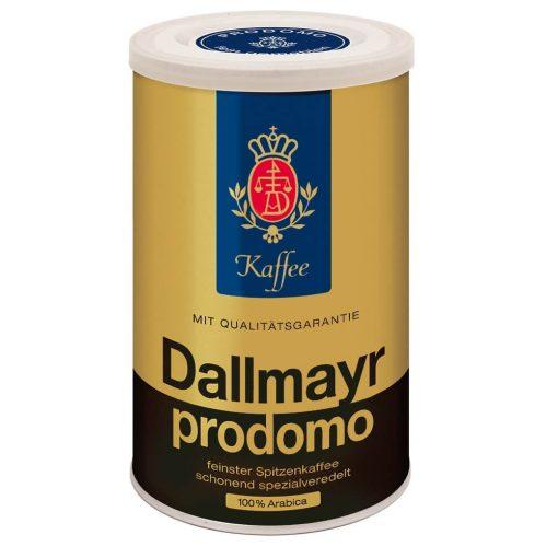 Dallmayr Prodomo 250g őrölt kávé fémdobozban