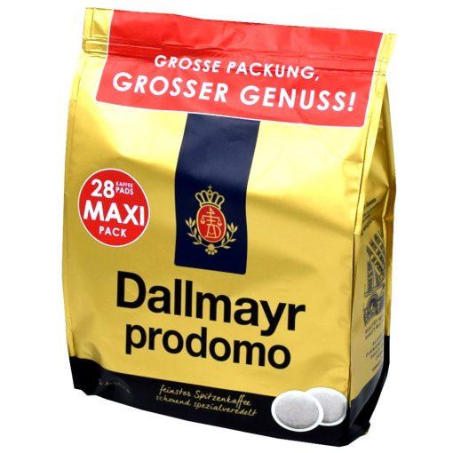 Dallmayr Prodomo Pad 196 g (28 db) kávépárna