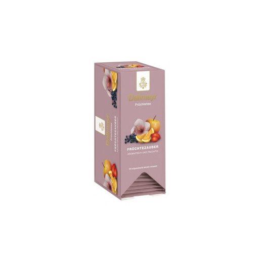 Dallmayr Gyümölcsvarázs tea 25db (filteres)