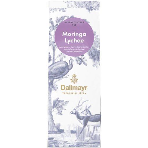 Dallmayr Moringa-Licsi ayurvéda tea 70g (szálas)