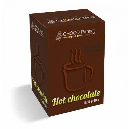 Choco Panna Ruby forró csokoládé 300 g 10 tasak/doboz
