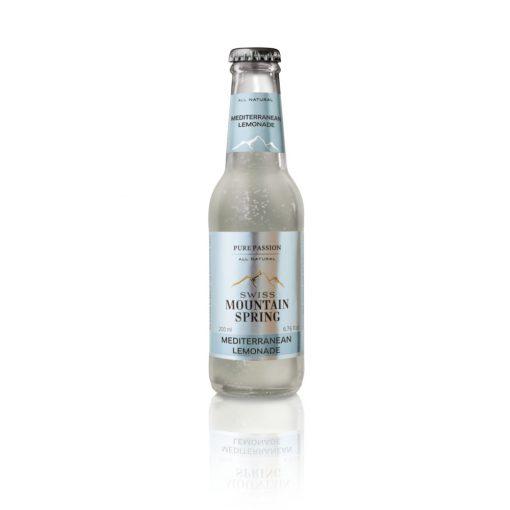 Swiss Mountain Spring Tonik - Mediterranean Lemonade 200 ml