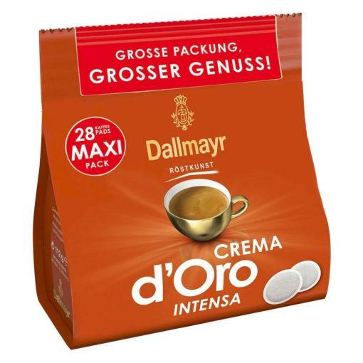 Dallmayr Crema dOro Intensa Pad 196 g (28 db) kávépárna