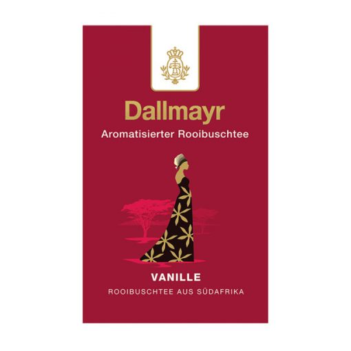 Dallmayr Vanília Rooibos tea 100g (szálas)