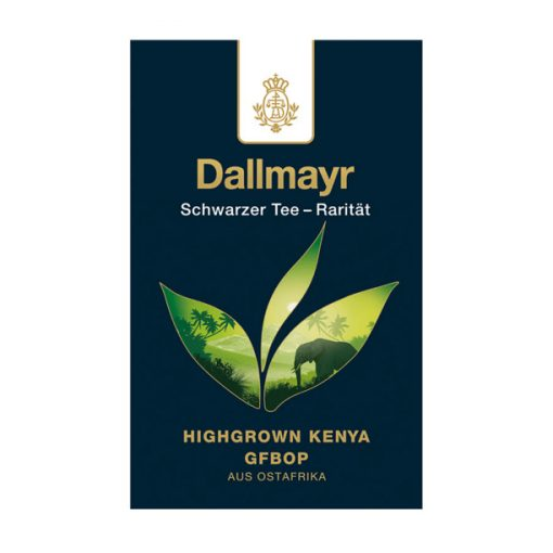 Dallmayr Highgrown Kenya GFOP tea 100g (szálas)