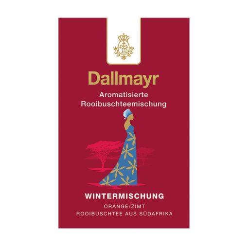 Dallmayr Téli mix Rooibos tea 100g (szálas)