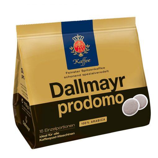 Dallmayr Prodomo Pad 112 g kávépárna (16 db)