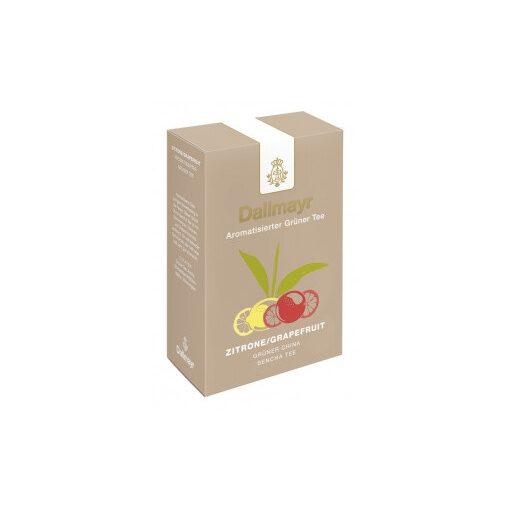Dallmayr Citrom-Grapefruit zöld tea 100g (szálas)
